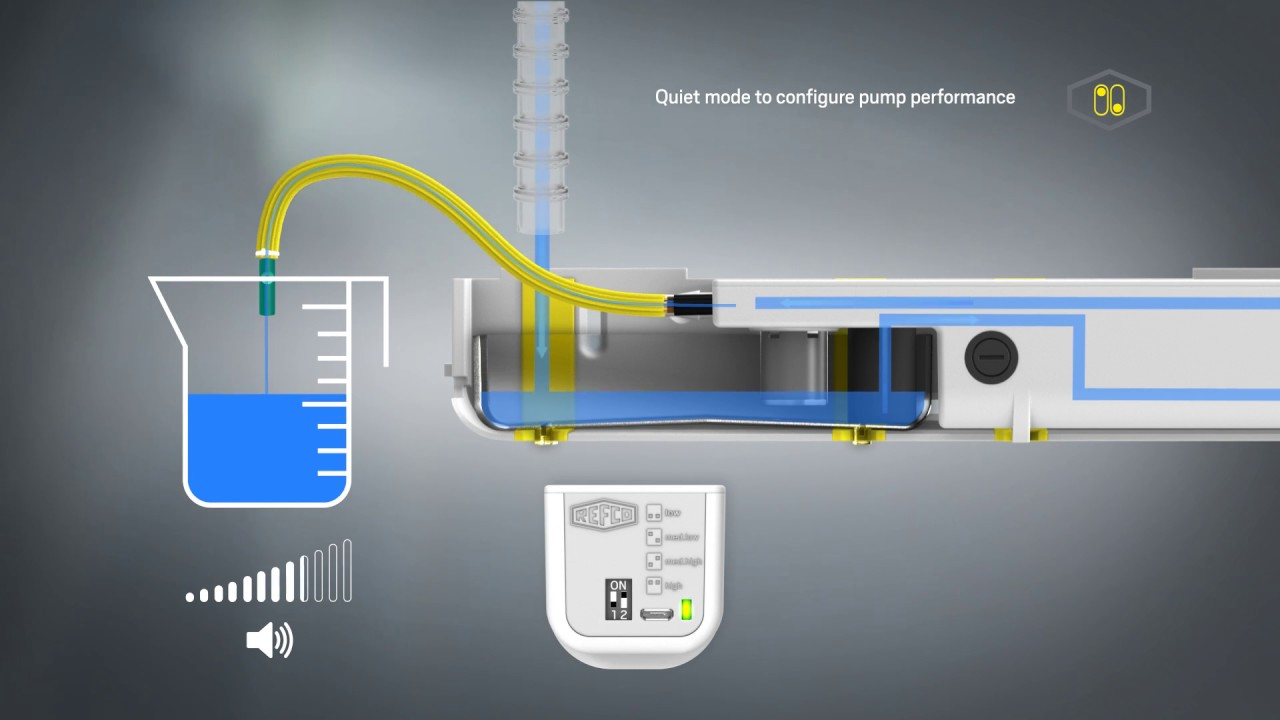 small resolution of gobi ii universal mini split condensate pump with wireless access to diagnose hard to access pumps