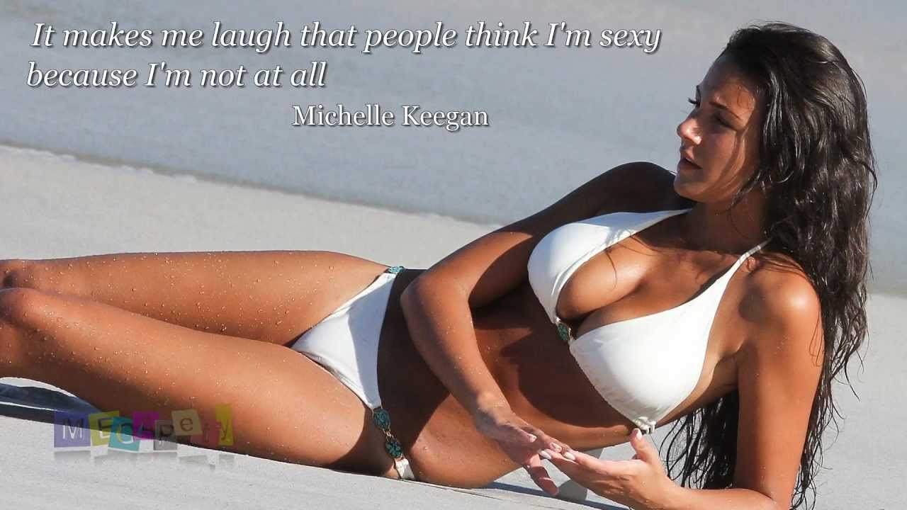 Apologise, Michelle keegan bikini good