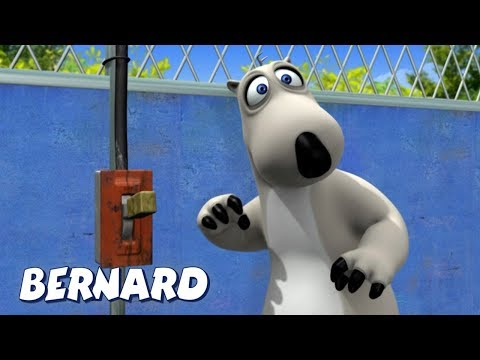 Bernard Bear | Don't Push The Switch! AND MORE | Cartoons for Children