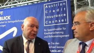 Exporttag 2016 - Im Gespräch mit Philipp Dierig, R+V Allgemeine Versicherung AG
