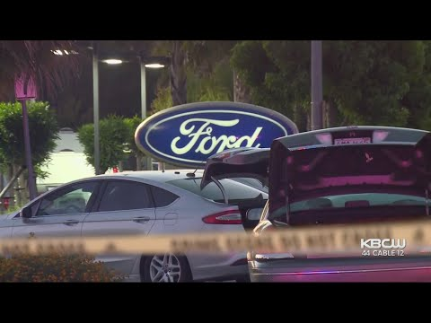 3 Dead In Workplace Shooting At Morgan Hill Ford Dealership