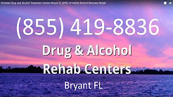 Christian Drug and Alcohol Treatment Centers Bryant FL (855) 419-8836 Alcohol Recovery Rehab