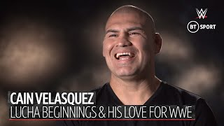 Cain Velasquez opens up on love for WWE and Lucha beginnings, plus a potential Royal Rumble return