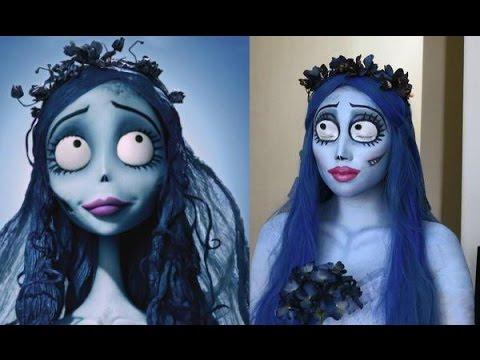Лучший макияж на Хэллоуин!! Свежие идеи мейкап на #Хэллоуин!!!