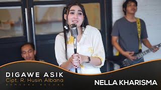 Nella Kharisma - Digawe Asik (Official Music Video)