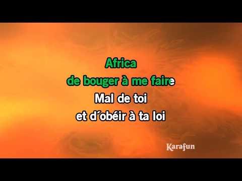 Karaoké Africa - Rose Laurens *