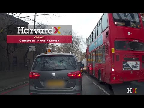 Congestion Pricing in London