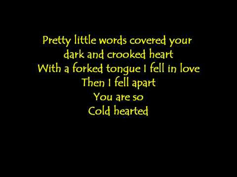 Zac Brown Band Cold Hearted lyrics
