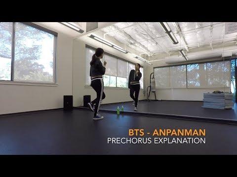 [ECLIPSE] BTS (방탄소년단)- ANPANMAN Full Dance Tutorial
