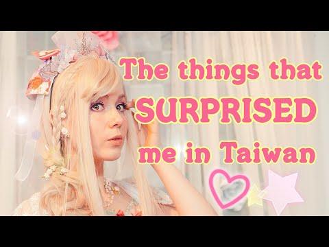 Taiwan's Tasty Surprises! Follow me around a Taipei VLOG