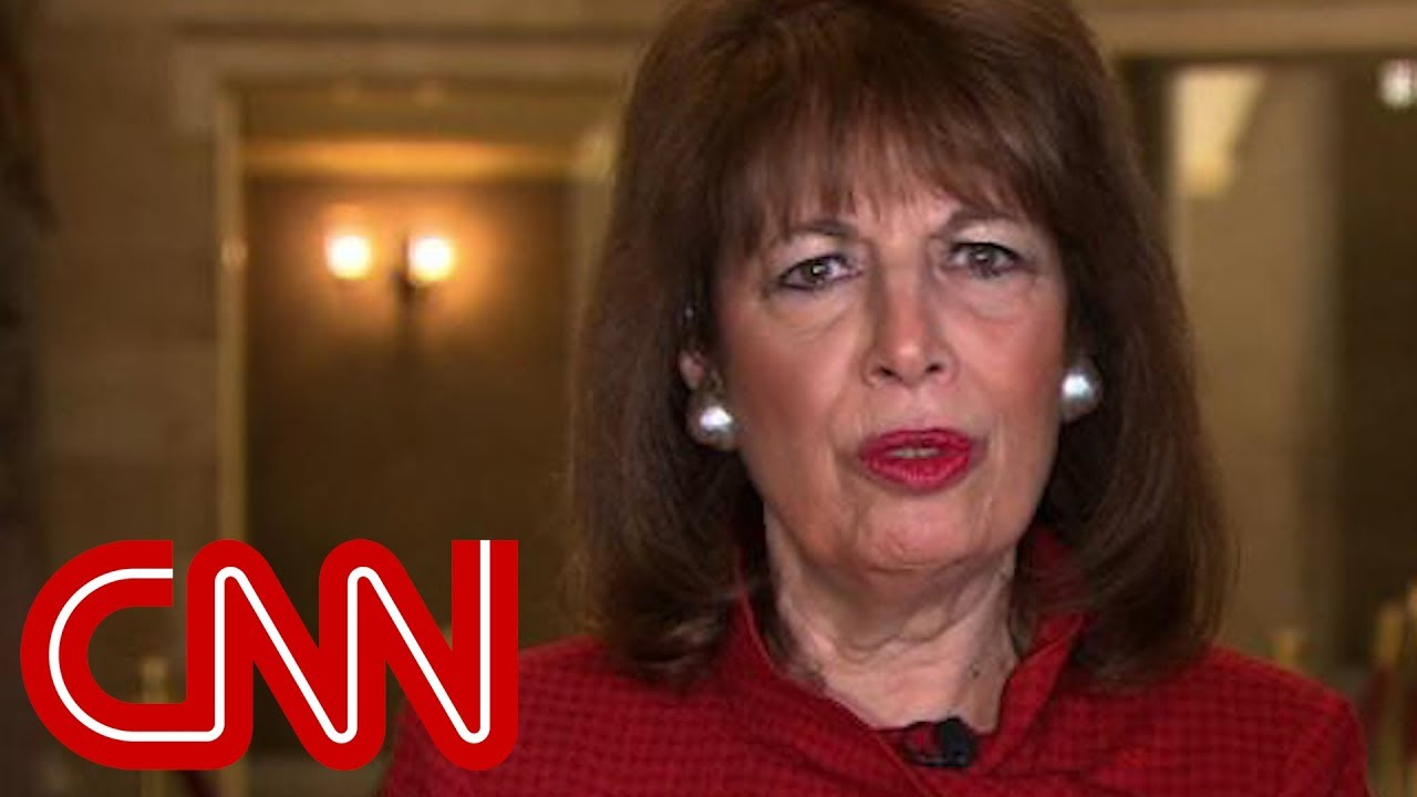 Speier on Trump and Cohen: Feels like 'The Godfather'