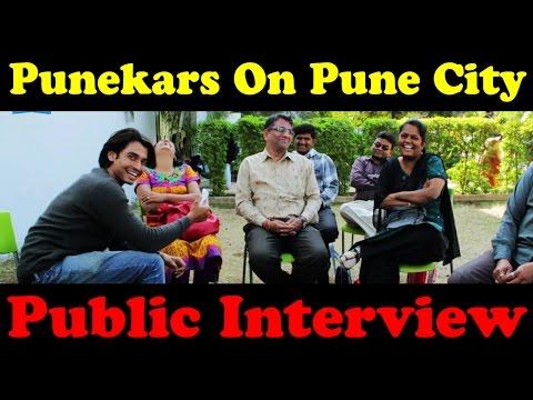 Punekars On Pune City (Dekhte Rahoo)