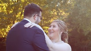 Broghan and Joshua: Cinematic Wedding Film at Wrights Mill Farm in Canterbury, CT