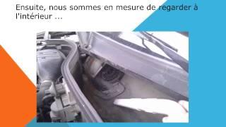 Comment réparer un bruit dans la ventilation de voiture