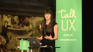 Talk UX   18   Designers Guilty by association – Lauren Currie