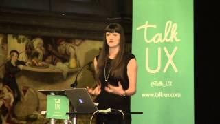 Talk UX   18   Designers Guilty by association – Lauren Currie
