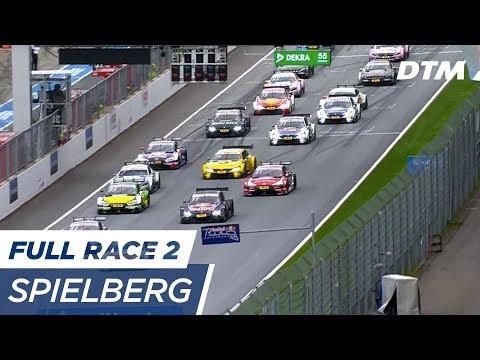 DTM Spielberg 2017 - Race 2 (Multicam) - RE-LIVE (English)