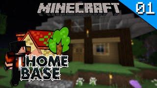 與phoenixblack一同遊玩 home base server ep 1 新屋建成