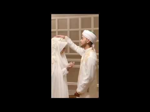 Viral !!! Ceng Zamzam Akad Nikah Part 2 Bikin BAPER ! 'Jambi, 25 Juni 2018'