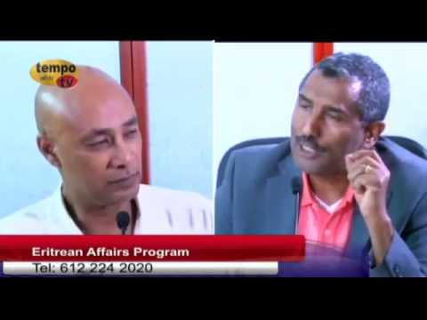 Tempo Afric TV - DIALOGUE IN ERITREAN SOCIETY