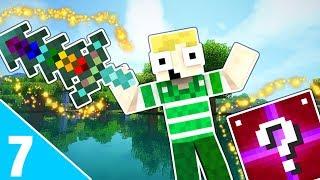 Dansk Minecraft - LuckyBlock Verden #7: NY LUCKY BLOCK!!