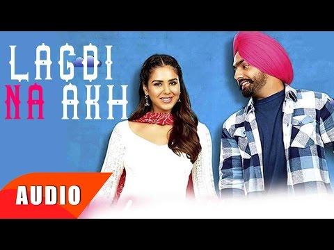 Lagdi Na Akh ( Audio)   Nikka Zaildar   Ammy Virk   Sonam Bajwa   Speed Records
