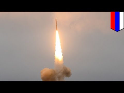 Russia missile test: Russia fires RSM-54 Sineva ballistic missile from Tula submarine