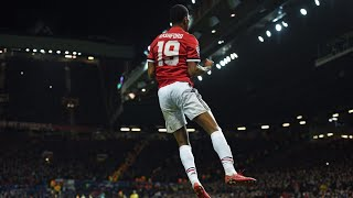MANCHESTER UNITED 2-1 CSKA MOSCOW  UEFA CHAMPIONS LEAGUE