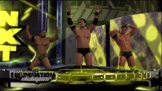 SvR 2011 Elimination Chamber: Nexus vs Legacy Part 4/6