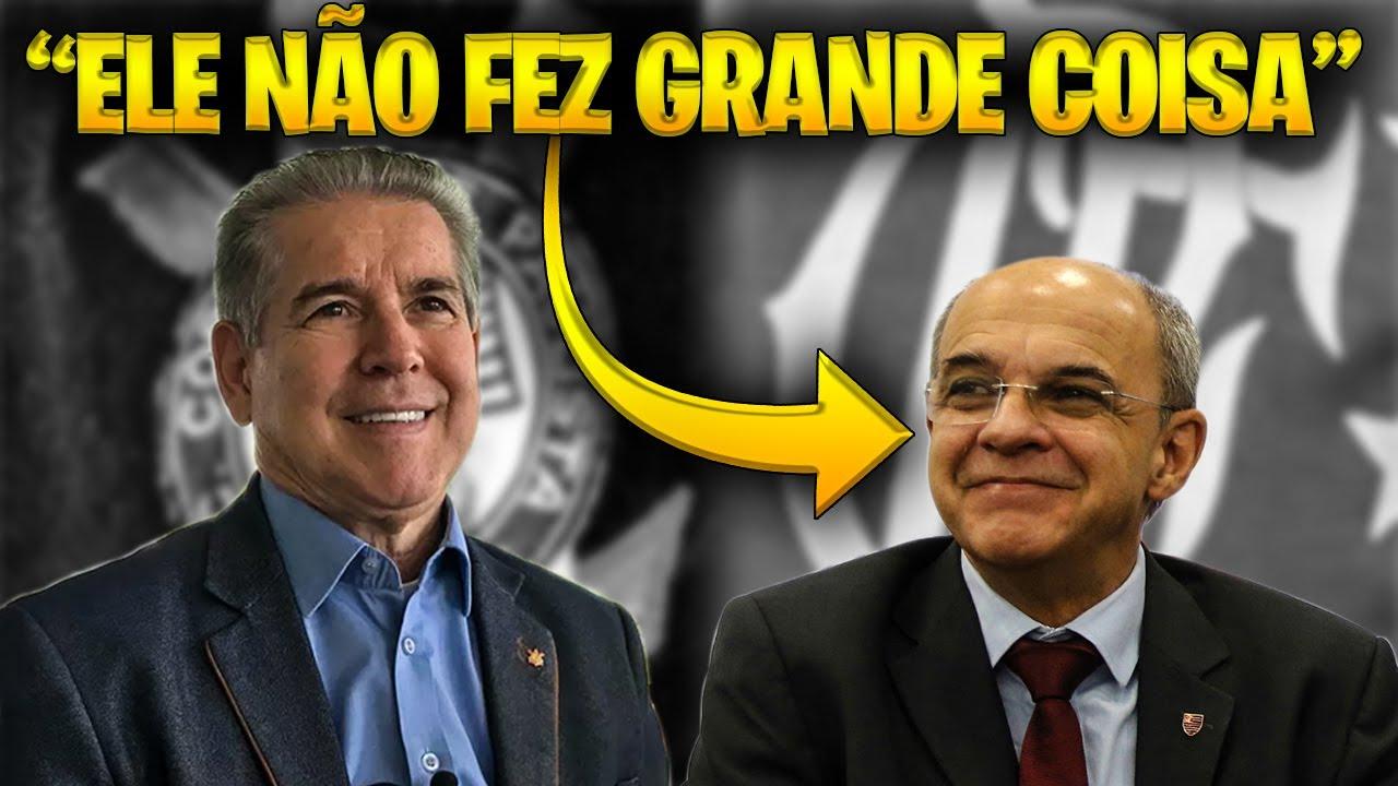 O Flamengo NÃO está com MUITO DINHEIRO