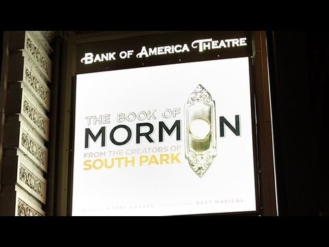'The Book of Mormon' review