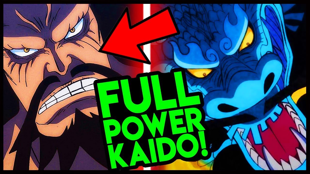 Download How Strong is Kaido?   One Piece Yonko Kaido Explained