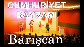 Barışcan Cumhuriyet Bayramı 2017  Diyarbakır Eflatun Koleji