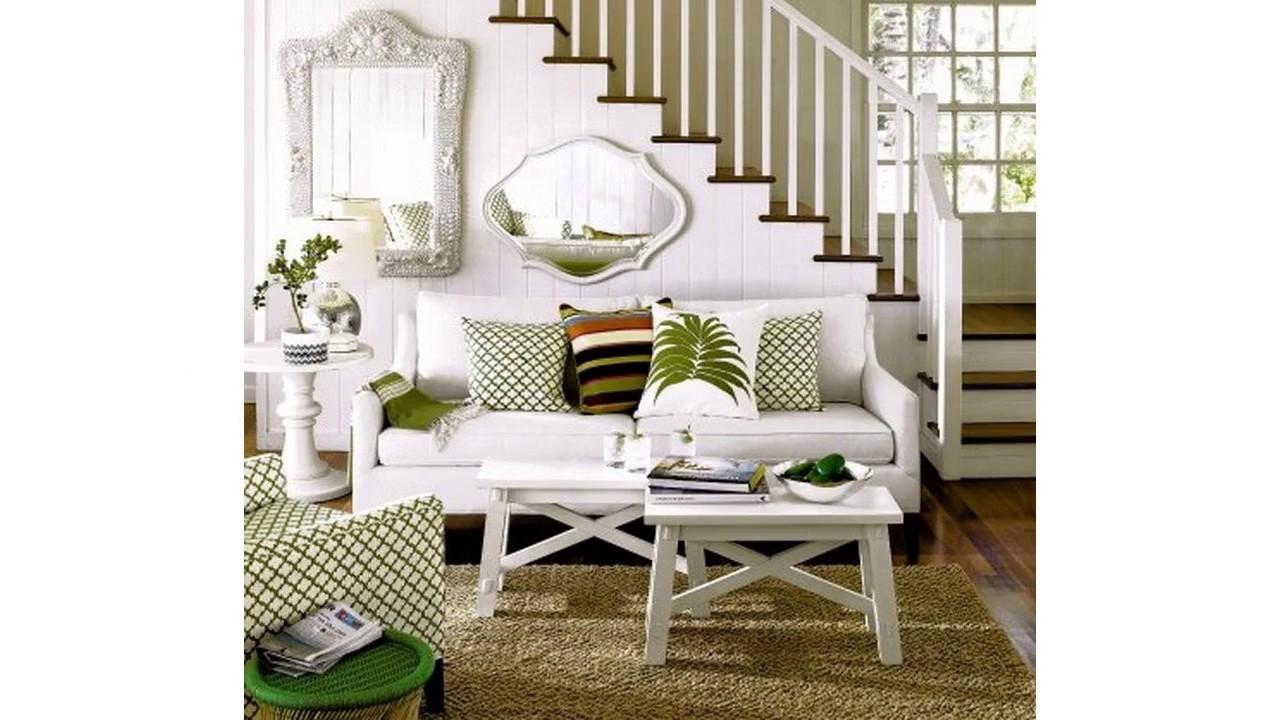 Dise o de sala de estar para espacios peque os youtube for Diseno de libreros para espacios pequenos