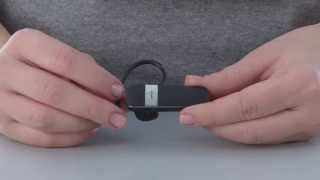 How to connect (pair) Jabra Talk to a mobile device.