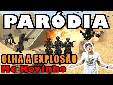 PARÓDIA OLHA A EXPLOSÃO - MC KEVINHO (OLHA O BIRRUGÃO) MC NAPA & KEIDDZILLA  ♫