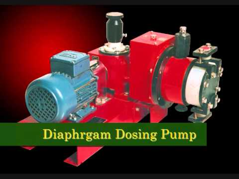 Positive Metering Pumps