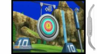 Wii Sports Resort Pack 8-in-1 Demo
