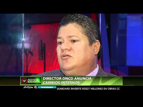 Cambios Internos en la DNCD