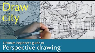 Perspective drawing  .... step by step by miandza