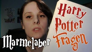 Marmelaber – Harry Potter Fragen