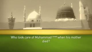 Holy Prophet (SAW)  Quiz  2