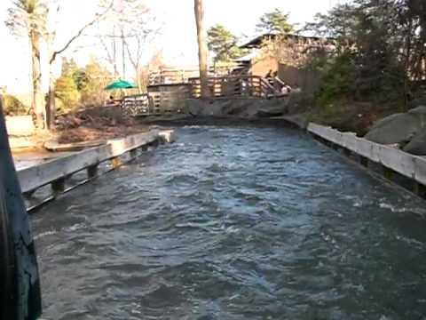 Rip Roaring Rapids-Carowinds