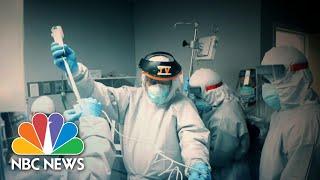 Baixar Rising Coronavirus Death Tolls In Texas, Arizona, Florida Echoes Early Crisis | NBC Nightly News