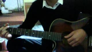 Sau tất cả (English version) - Guitar cover