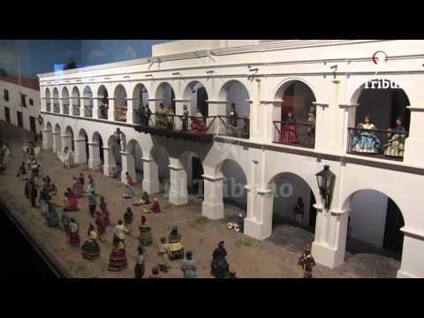 Entre cerros y yungas, un museo les da vida a Güemes y a la Salta colonial