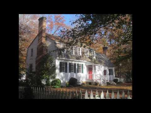 Williamsburg Area Historic Vacation Rental, Lightwood House, Circa 1760