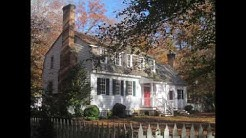 Williamsburg Area Historic Vacation Rental, Lightwood House, Circa 1760