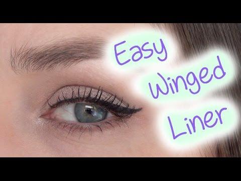 Download Easy Everyday Winged Eyeliner Tutorial