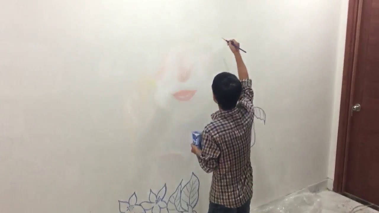 vẽ tranh tường đẹp tại tphcm giá rẻ – 0931.47.07.26
